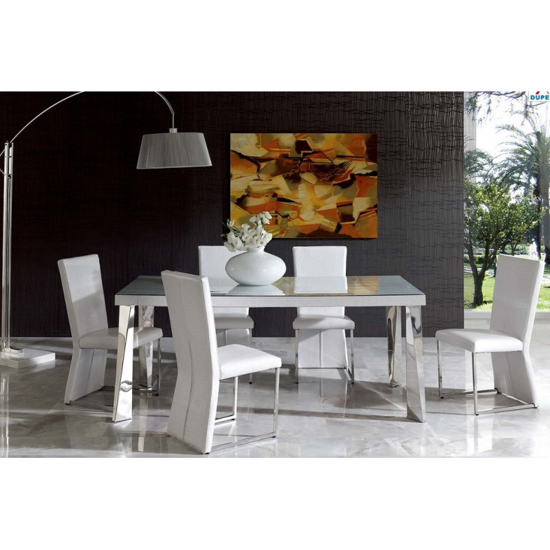 ESF - Coco Dining Room White