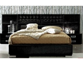 ESF - Moon 2 Bed Black